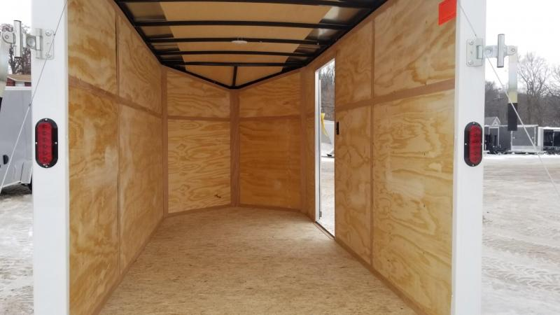 2020 Interstate 6x12 SFC Enclosed Cargo Trailer 3K