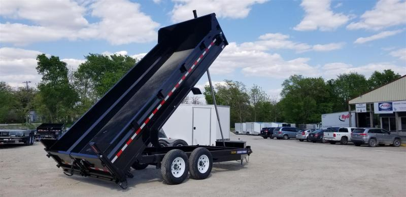 ON ORDER 2020 Sure-Trac 82x16 Telescopic Dump Trailer 14k
