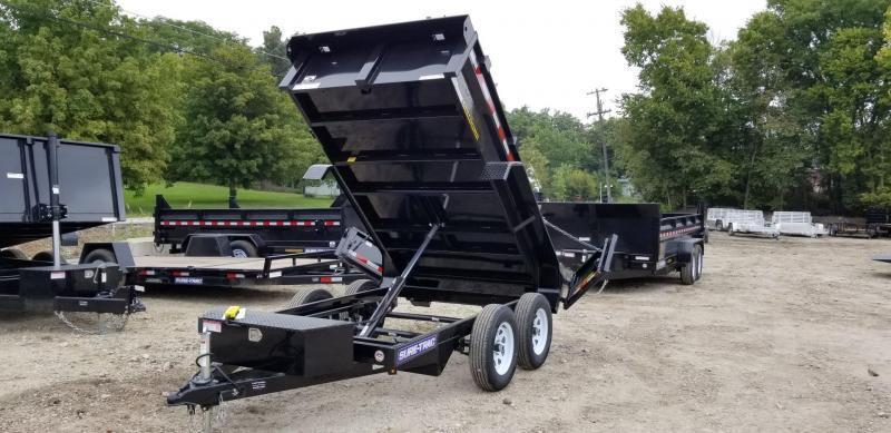 2020 Sure-Trac 62x10 Single Ram Dump Trailer 7k
