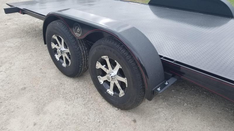 """2020 Kwik Load 7x22 Steel """"Rollback"""" Open Auto Hauler 10k"""