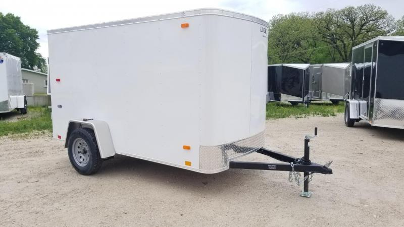 2021 Look Trailers 5x10 STLC Enclosed Cargo Trailer 3k