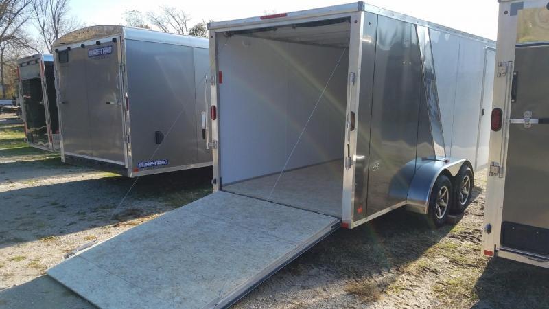 2020 R and R 7x16 Force Elite Aluminum Cargo Trailer 7k