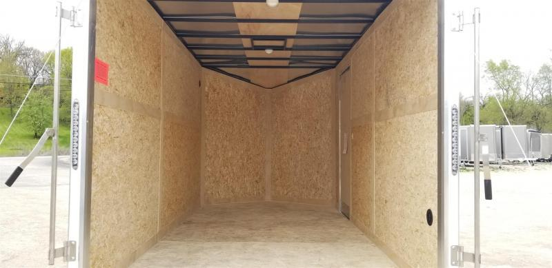 2020 Stealth 7x14 Titan SE Enclosed Cargo Trailer 7k