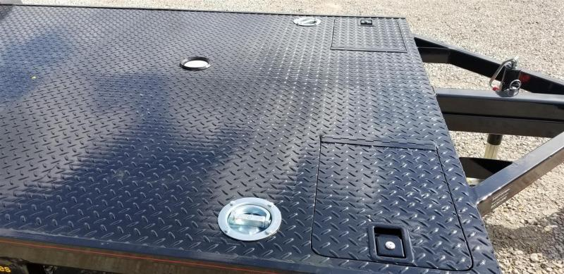 """2019 Kwik Load 7x18 Steel """"Rollback"""" Open Auto Hauler 7k"""