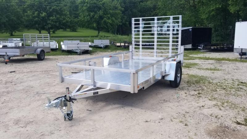 2020 R and R 6x12 UTA Utility Trailer w/Full Ramp 3k
