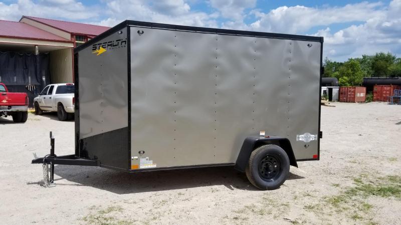 ON ORDER 2020 Stealth 6x10 Mustang SE Enclosed Cargo Trailer 3k