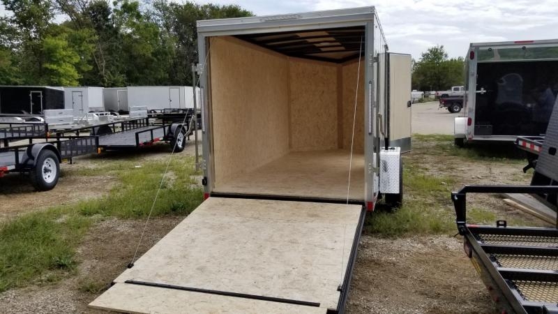 2020 Pace 6x12 Journey Se Enclosed Cargo Trailer 3k