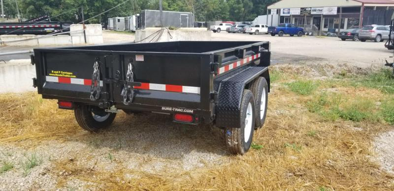 2020 Sure-Trac 62x10 Single Ram Dump Trailer 7k