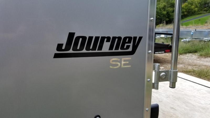 2020 Pace 6x12 Journey Se Enclosed Cargo Trailer 3k