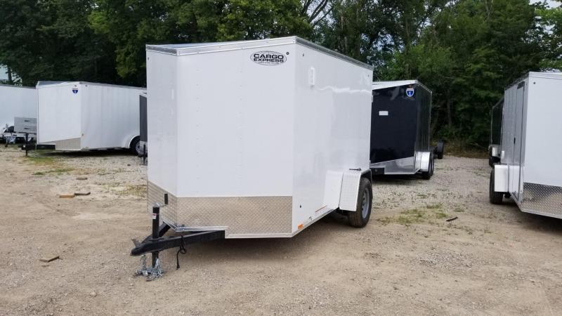 2020 Cargo Express 6x10 EX Deluxe Enclosed Cargo Trailer 3k