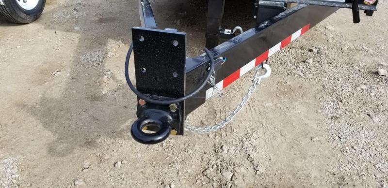 ON ORDER 2020 Sure-Trac 7x18+4 Oak Wood Tilt Deck Equipment Trailer 16K