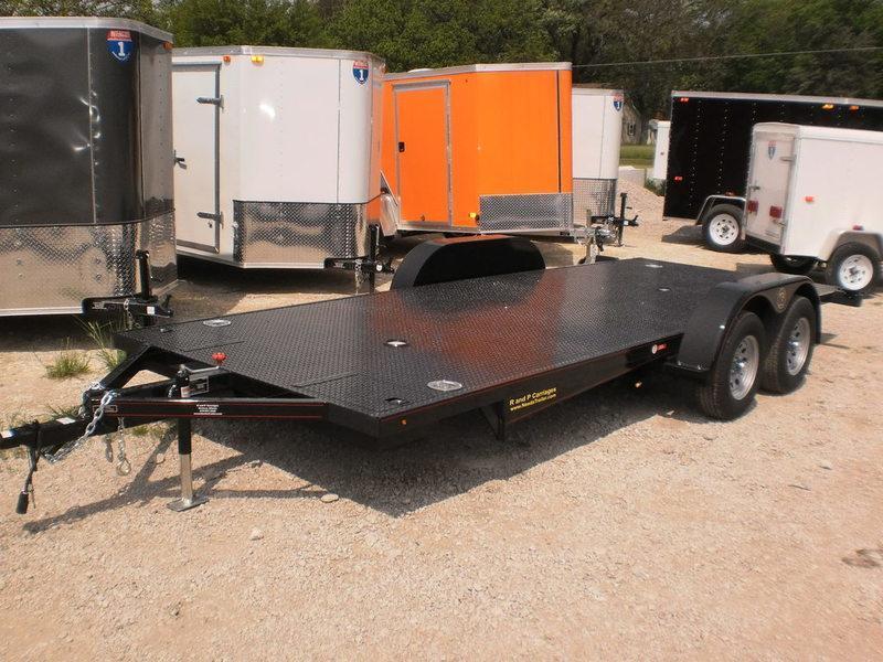 """2020 Kwik-Load 7x20 Steel """"Texas Rollback"""" Open Auto Hauler 7k"""