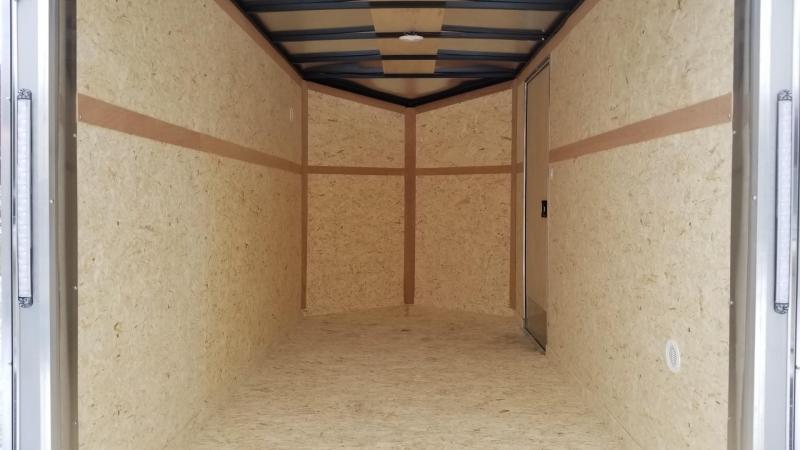 2020 Pace 6x12 Journey Se Cargo Trailer w/Barn Doors 3k