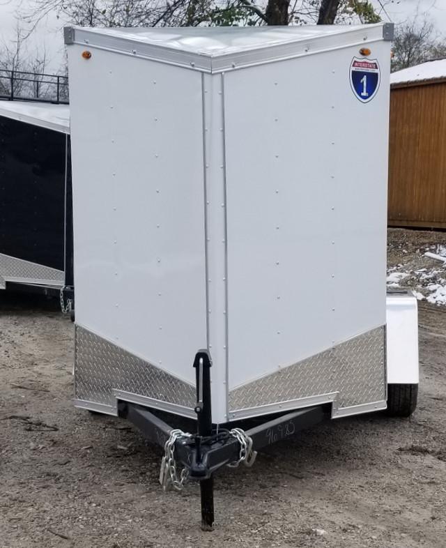 2020 Interstate 6x10 SFC Enclosed Cargo Trailer 3k