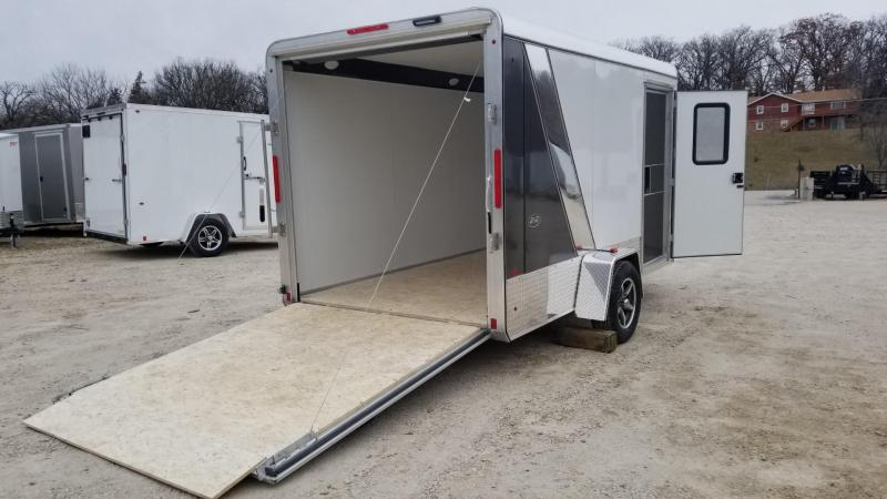 2020 R and R 7x12 VDCP Aluminum Enclosed Cargo Trailer 3k