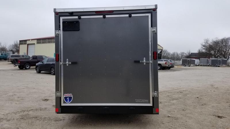 2020 Interstate 7x16 SFC Enclosed Cargo Trailer 7k