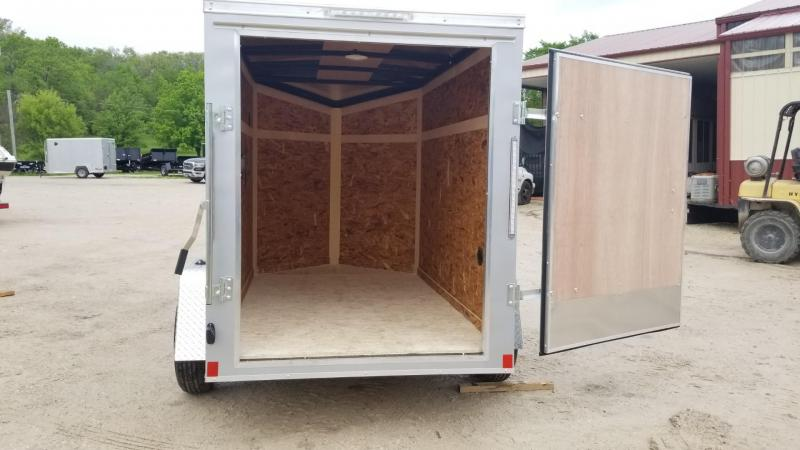 2021 Pace American 5x8 Outback Deluxe Cargo Trailer 3k