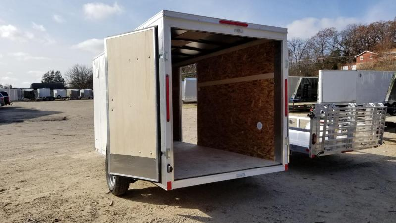 2020 Look Trailers 6x12 STLC Enclosed Cargo Trailer w/Barn Doors 3k