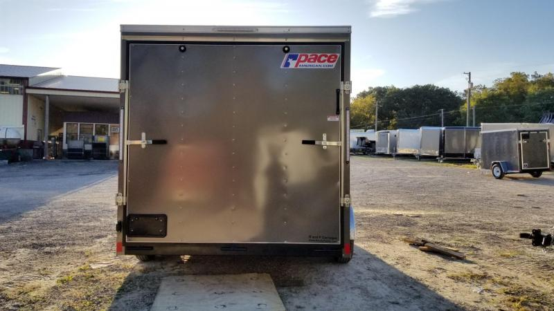 *ON ORDER* 2020 Pace 7x16 Outback Deluxe Enclosed Cargo Trailer 7k