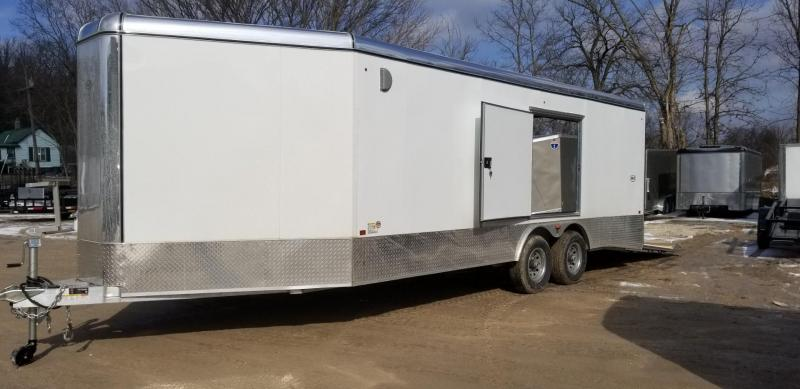 ON ORDER 2020 R and R 8.5x20 VCH All Aluminum Enclosed Car Hauler 10k