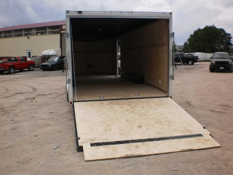 2020 Pace 8.5x20 Journey SE Enclosed Car Hauler Trailer 7k