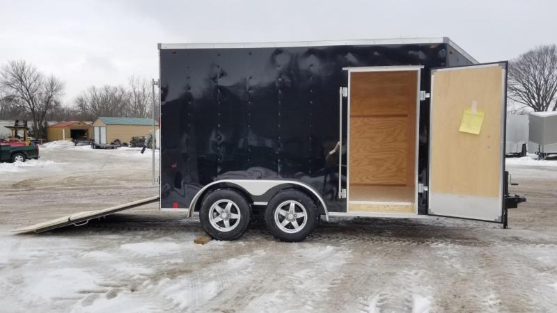 2020 Interstate 7x12 SFC Enclosed Cargo Trailer 7k