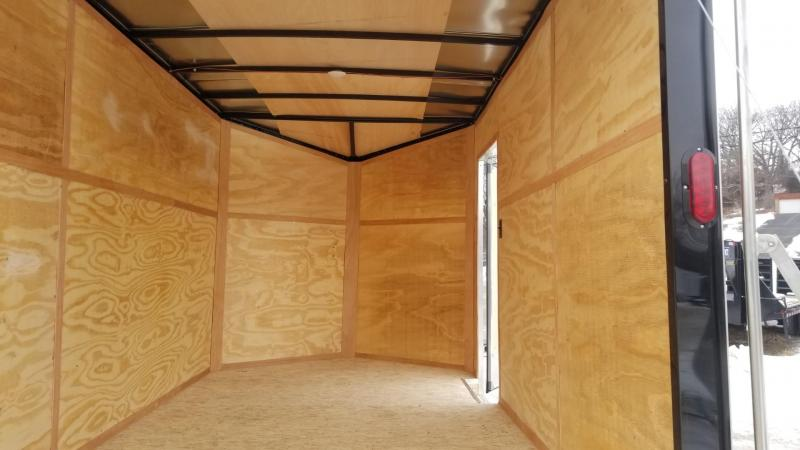 2020 Interstate 7x12 SFC Enclosed Cargo Trailer 7k