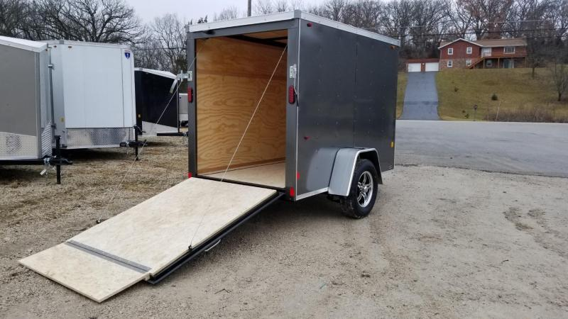 2019 Interstate 5x8 SFC Enclosed Cargo Trailer 3k