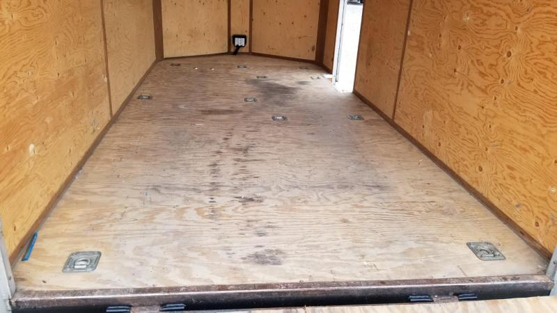 2008 Interstate 7x14 IWD Enclosed Cargo Trailer 7k