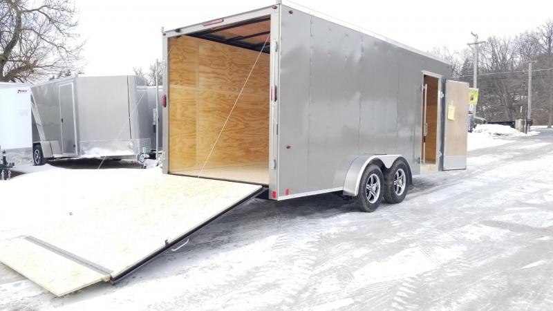 2020 Interstate 7x18 SFC Enclosed Cargo Trailer 7k