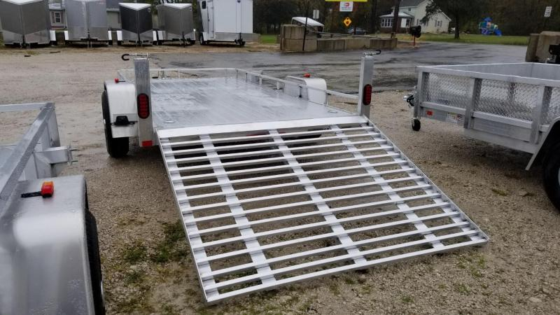 2020 R and R 6x12 UTA Utility Trailer w/Ramp 3k