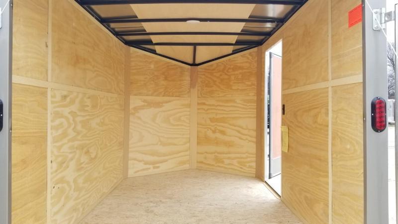 2020 Interstate 7x10 SFC Enclosed Cargo Trailer 3K