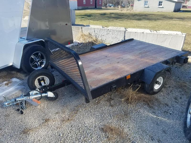 2015 Homesteader 5X8 Tilt Deck Utility Trailer 1k