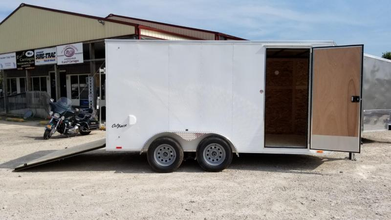 ON ORDER 2020 Pace 7x14 Outback Deluxe Enclosed Cargo Trailer 7k