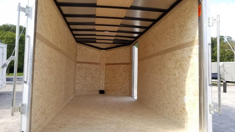 2020 Pace 7x16 Journey SE Enclosed Cargo Trailer 10k
