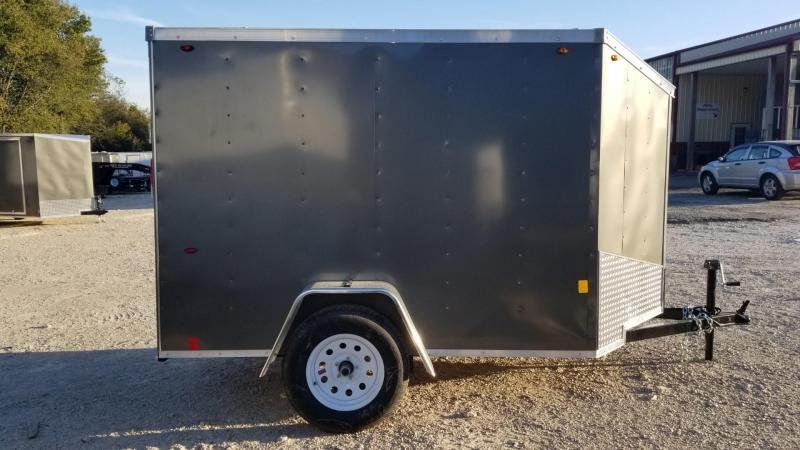 2020 Interstate 5x8 SFC Enclosed Cargo Trailer 3k