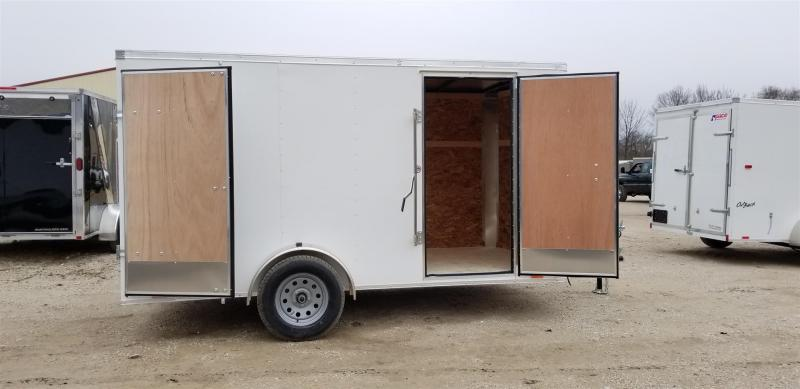 2021 Pace American 6x10 Outback Enclosed Cargo Trailer 3k