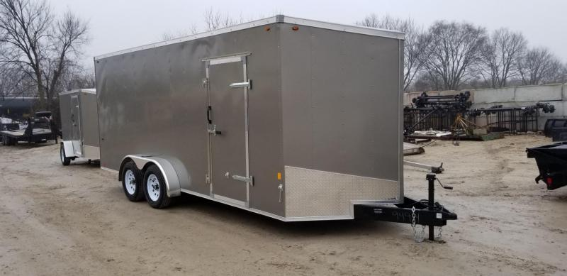 *ON ORDER* 2020 Interstate 7x18 SFC Enclosed Cargo Trailer 7k