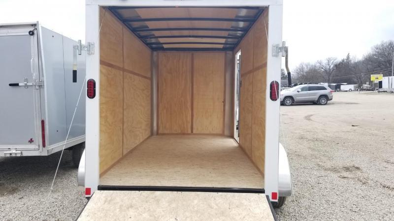2020 Interstate 6x12 STW Enclosed Cargo Trailer 7k