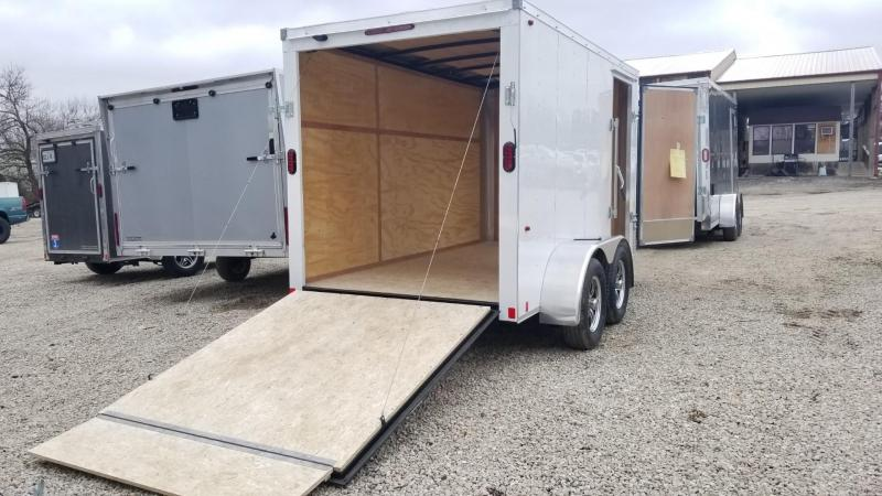 2020 Interstate 6x12 STW Enclosed Cargo Trailer 7k