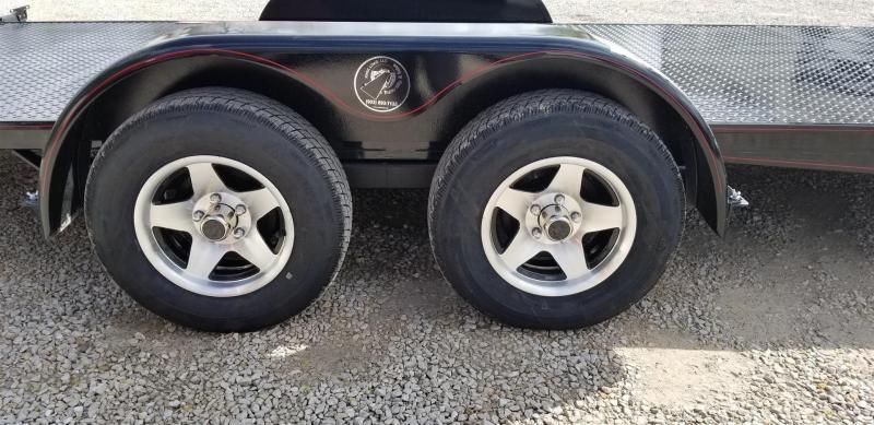 """2020 Kwik Load 7x18 Steel """"Rollback"""" Open Auto Hauler 7k"""