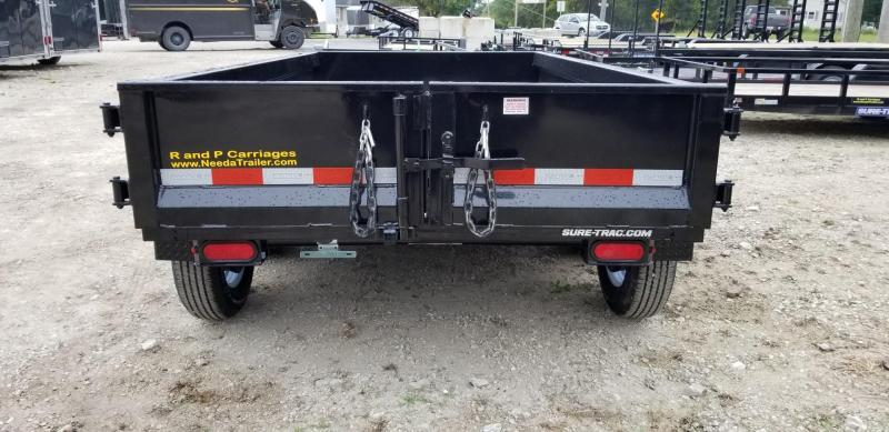 2020 Sure-Trac 62x10 Single Ram Dump 7k