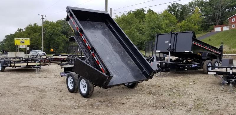 2020 Sure-Trac 62x10 Single Ram Dump 7k