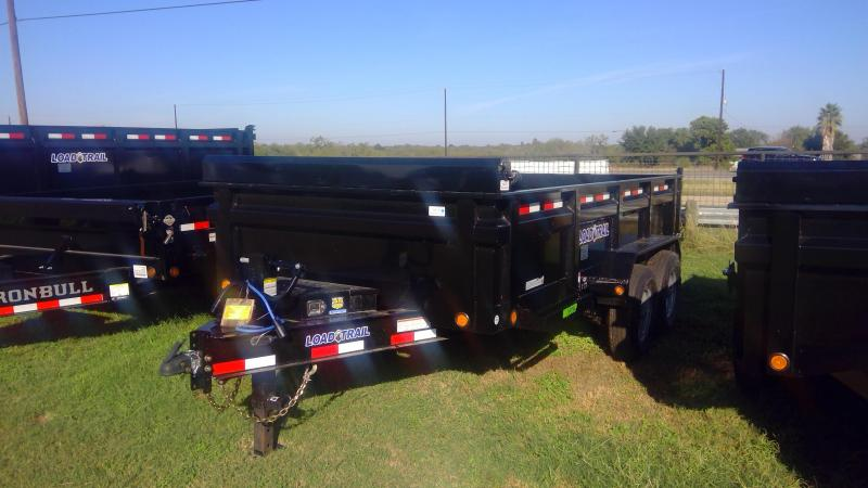 2020 Load Trail 83X14 Bumper Pull Dump Trailer