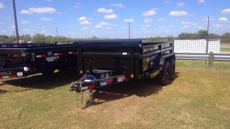 2019 Load Trail 72X12 Bumper Pull Dump Trailer