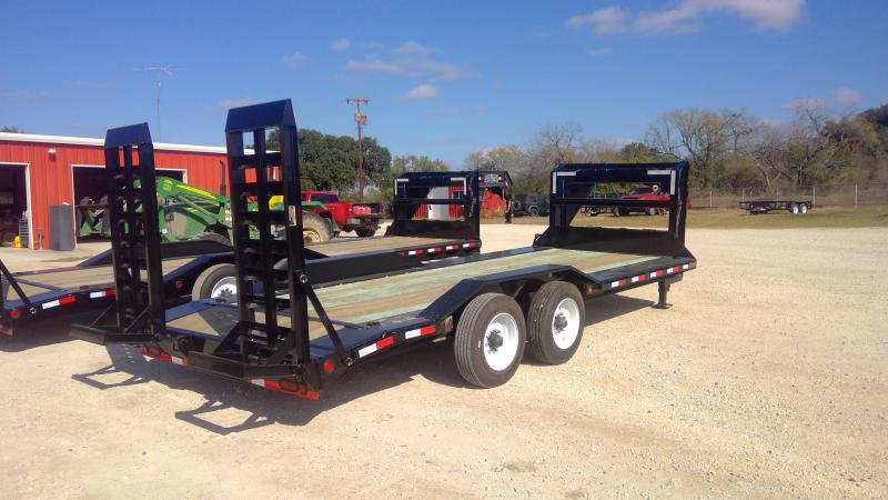 2020 Load Trail 102X20 Gooseneck Equipment Trailer