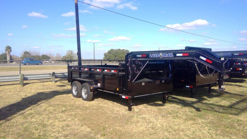 2019 Load Trail 83X14 Bumper Pull Dump Trailer