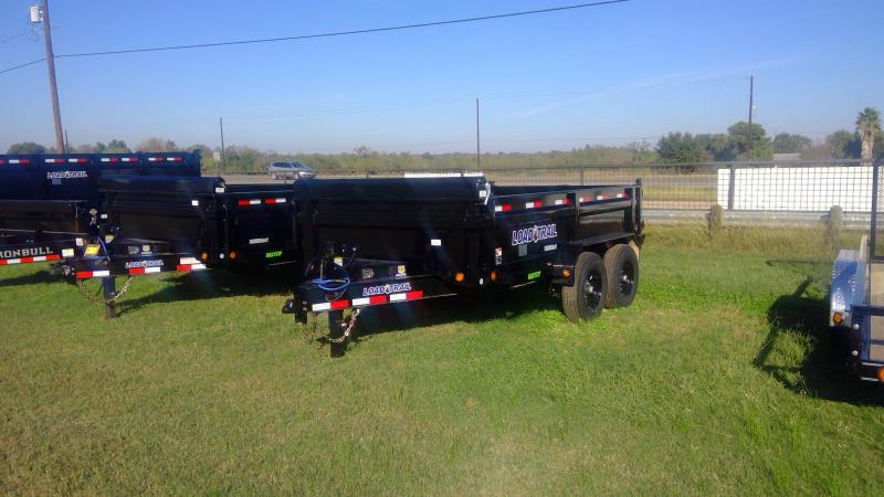 2020 Load Trail 83X12 Bumper Pull Dump Trailer