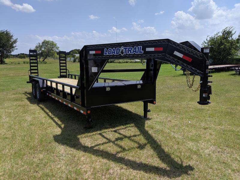 2019 Load Trail 83X24 Tandem Gooseneck Utility Trailer