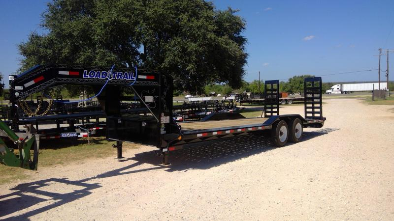 2020 Load Trail 102X24 Gooseneck Equipment Trailer